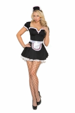 Maid To Please 3 Pc Costume Elegant Moments