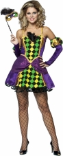 Mardi Gras Queen Costume