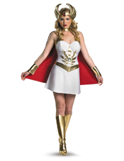 Masters Of The Universe She-Ra Costume Disguise