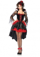 Midnight Mistress Costume Leg Avenue
