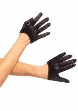Mini Cropped Gloves Leg Avenue