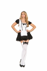 Mischievous Maid 2 Pc Costume Elegant Moments