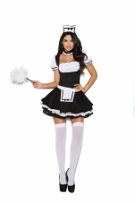 Mistress Maid 3 Pc Costume