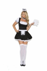 Mistress Maid 3 Pc Costume Elegant Moments