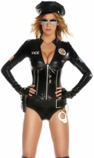 Ms. Officer Costume