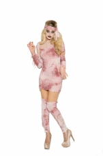 Naughty Mummy 5 Pc Costume Elegant Moments