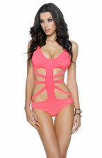 Newport Beach Strappy Monokini Forplay