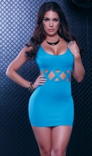 Nikaia X Waist Mini Dress Forplay