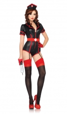 Nip Tuck Nurse Costume Leg Avenue
