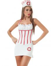 Nurse Kandy Costume