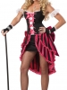 Parisian Showgirl Dress Costume