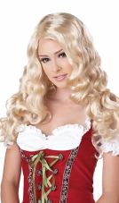 Passion (Blonde) Adult Wig