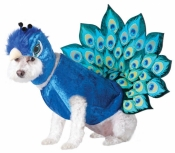 Peacock Pet Costume California Costume