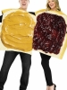 Peanut Butter And Jelly Couple Adult Costume