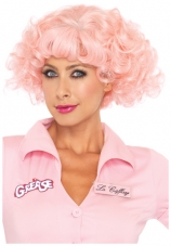 Pink Frenchie Wig Leg Avenue
