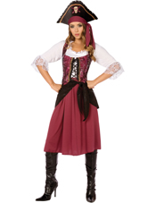 Pirate Wench Costume Buy Seasons