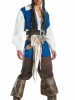 Pirates of the Caribbean - Captain Jack Sparrow Costume