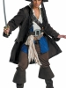 Pirates of the Caribbean - Captain Jack Sparrow Prestige Costume