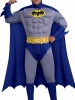 Plus Size Batman Brave & Bold Deluxe Muscle Chest Costume
