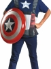 Plus Size Captain America Costume Kit Disguise