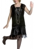 Plus Size Gatsby Girl Costume Rubies