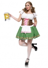 Plus Size Gretchen Costume
