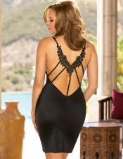 Plus Size Intimate Affair Chemise Dreamgirl