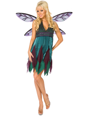 Plus Size Midnight Dragonfly Costume