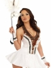 Plus Size She is A Hoot (Snowy Owl) Costume Dreamgirl