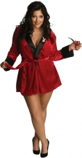 Plus Size Smoking Jecket Costume Rubies