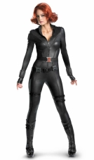 Plus Size The Avengers Black Widow Elite Costume Disguise