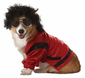 Pop King Pet Costume California Costume
