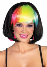 Pop Rainbow Rave Bang Bob (Black)