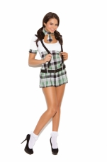 Prep School Priss 4 Pc Costume