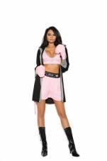 Prizefighter 4 Pc Costume