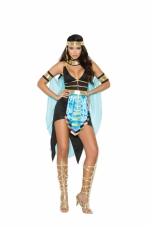 Queen Of The Nile 5 Pc Costume Elegant Moments