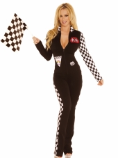 Race Car Driver 2 Pc Costume