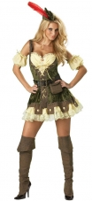 Racy Robin Hood Costume InCharacter