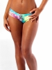 Rainbow Rumpus Zipper Shorts Body Zone