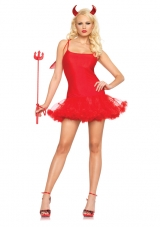 Red Devil Accessory Kit Costume