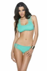 Redondo Beach Sporty Strappy Bikini Set Forplay