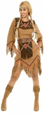 Sacajawea Indian Maiden Costume Charades Costumes