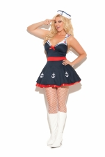 Sailor's Delight 2 Pc Costume Elegant Moments
