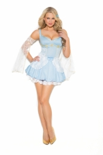 Sassy Cinder Babe 2 Pc Costume Elegant Moments
