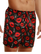 Satin Printed Boxer Short