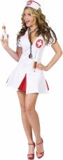 Say Ahhh! Sexy Nurse Costume Fun World