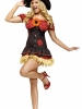 Scarecrow Sweetie Adult Costume Fun World