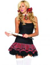 School Girl Accessory Kit Costume