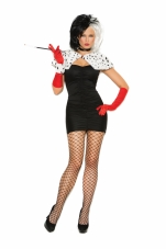 Sexy Dog Napper 6 Pc Costume Elegant Moments