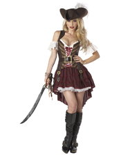 Sexy Swashbuckler Costume California Costume